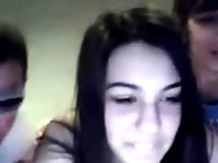 Fuckable sluts movies stickam teens having a threesome
