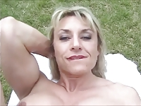 Fuckable sluts movies Mature muscled with big clit - Outdoors