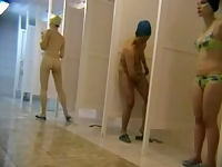 Fuckable sluts movies ShowerRoom 03 Part 1