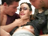 Fuckable sluts movies Pregnant gangbang with men