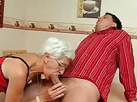 Fuckable sluts movies Granny takes her Teeth out for a good Suck